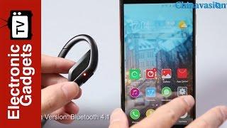 In-Ear Sports Earphones with Bluetooth, Fitness Earphone