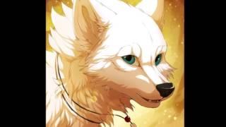 Anime Wolves - Live Like A Warrior