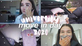 university move in vlog (freshers 2020, the university of sheffield) AD