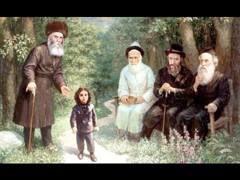 Why did all Chabad Rebbeim talk in Yiddish, and not in Lashon Hakodesh