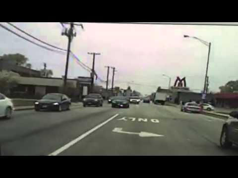Lyons police chase hit-and-run suspect, May 5, 2015