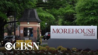 Morehouse College president on decision to hold fall semester virtually