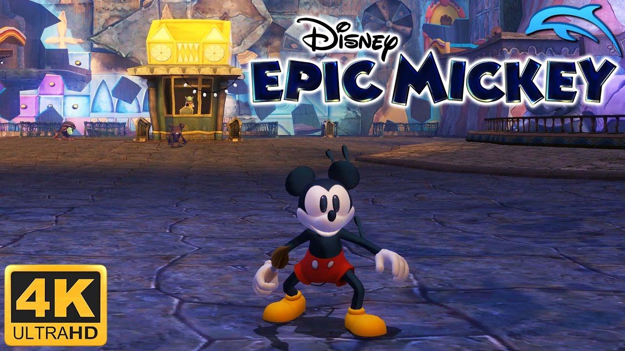 epic mickey wii iso mega