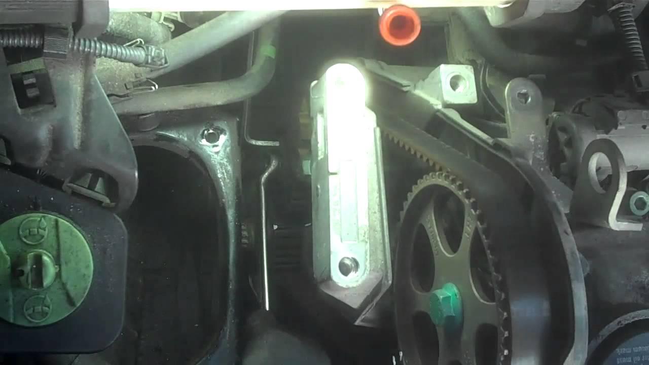Volkswagen Timing Belt Removal Youtube