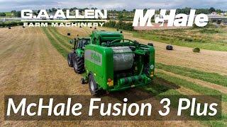 G A Allen McHale Demo Day 2016   McHale Fusion 3 Plus