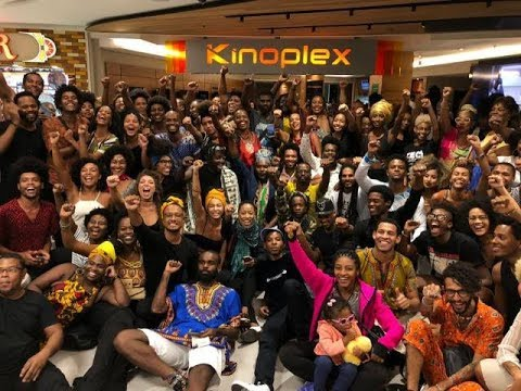 Black Panther inspires a Black Money Movement in Brazil –Michael Imhotep 3-21-18