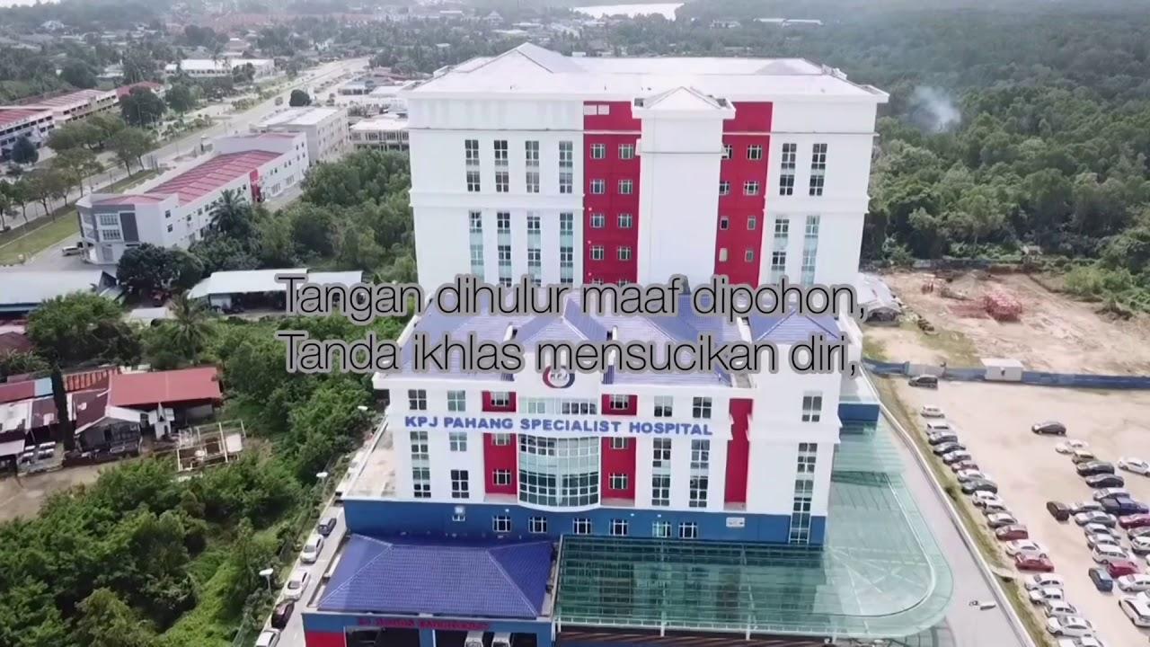 Gemersik Takbir Physiotherapist Of Kpj Pahang Specialist Hospital Youtube
