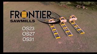 The Family of Frontier Sawmills (OS23, OS27 & OS31) - Which One Is Right For You?