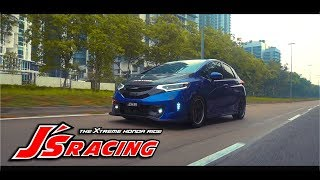 Honda Jazz J'S Racing GK Film