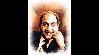 tujhe kya sunau mein dilruba..Mohammad Rafi - Majrooh Sultanpuri- Madan Mohan - aakhri dao