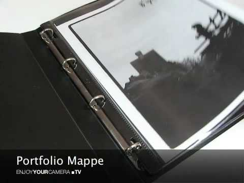 portfolio mappe artist by youtube