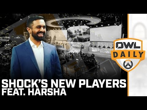 SF Shock's New Additions feat. Harsha