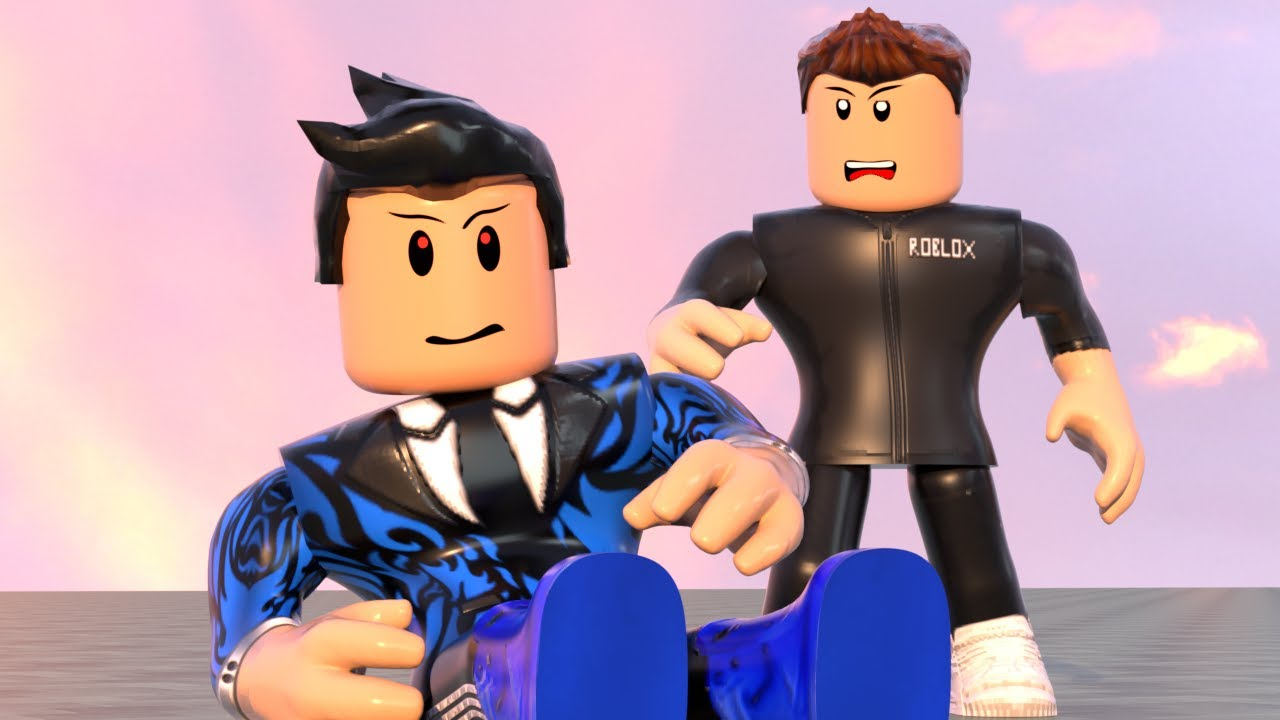 ROBLOX BULLY Story PART 2 - 🎵 Lost Sky - Fearless pt.II 🎵