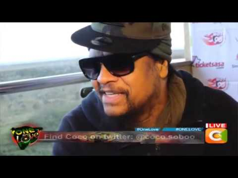Maxi Priest: I don't know why it took me so long to come to Kenya #OneLove