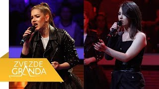 Milica Cikaric i Sanja Todorovic - Splet pesama - (live) - ZG - 18/19 - 27.04.19. EM 32