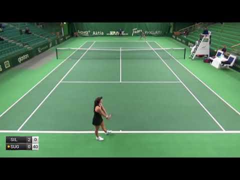 Silva Eden v Sugnaux Tess - 2017 ITF Helsinki