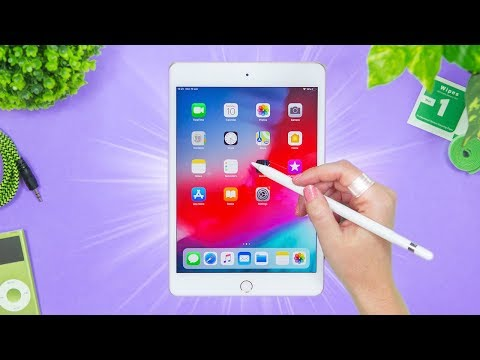 IPad Mini 5 Review | With Apple Pencil!