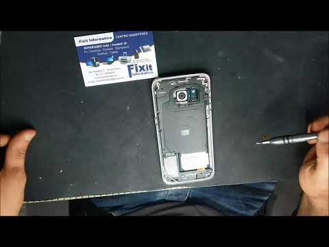 Samsung  Galaxy S7 SM-G930F sostituzione display - Display replacement