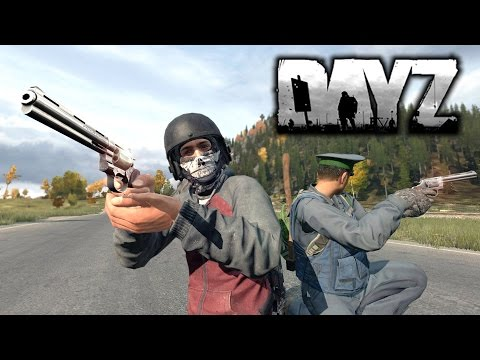 """Officer Friendly"" [DayZ Standalone Gameplay HD]"