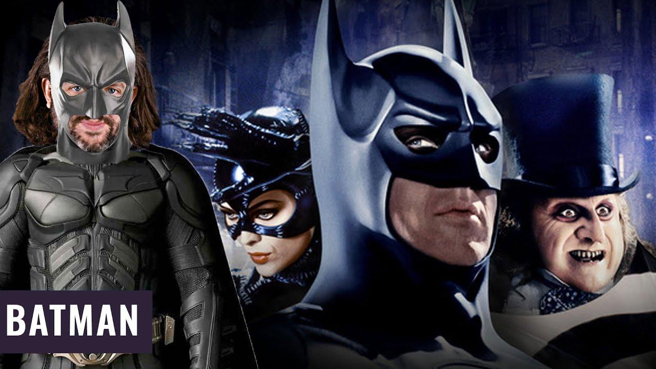 Download Zum ersten Mal auf Moviepilot: Batman REWATCH   Tim Burtons Batmans Rückkehr