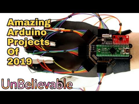 Top Arduino Projects 2018 | Amazing School/College Project