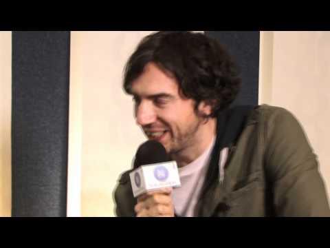 "Gary Lightbody of ""Snow Patrol"" - Interview with Billy Bush"