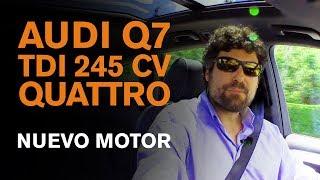 Vídeo prueba -test drive- Audi Q7 TDI 245cv quattro