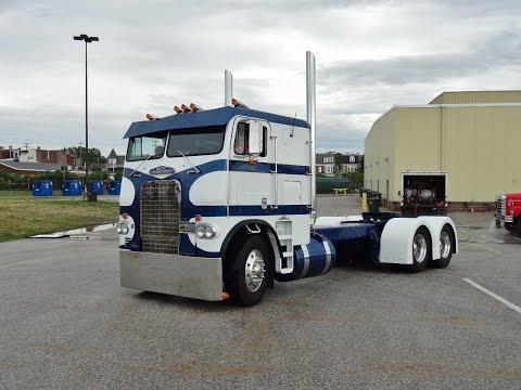 Detroit Diesel Powered Cabover Trucks