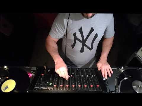 Raul Cober Podcast 1 studio CULT SOUND (Vinyl & Formula PM80R)