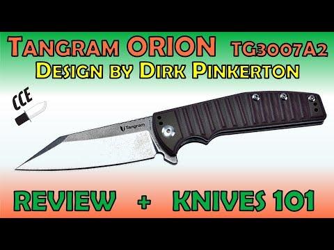 Review: Tangram Orion,  Model # TG3007A2...