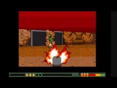 "Amiga game ""Did IT come from the desert?"" E1L2 walkthrough"