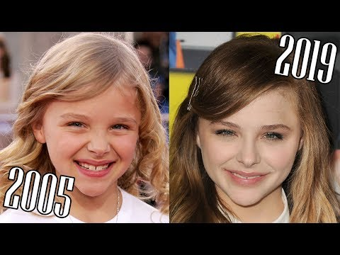 Chloë Moretz (2005-2019) All Movie List From 2005! How Much Has Changed? Before And After!