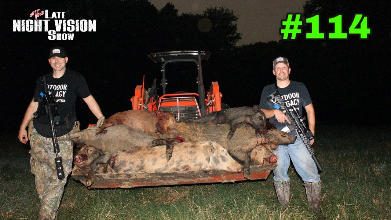 Ep. 114 | Nacogdoches County Hog Hunt & Finding Hunting Supplies During a Pandemic...