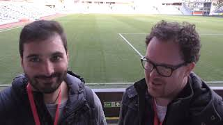 Burnley 2 Wolves 0: Tim Spiers and Nathan Judah analysis - WATCH