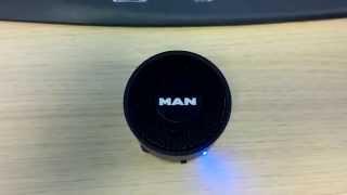MAN Bluetooth Speaker Handsfree - Mobility Accessory