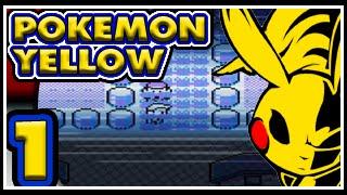 Pokemon Yellow: Detailed Walkthrough