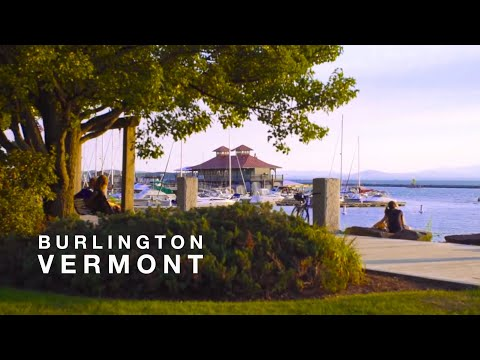 Live, Work & Play in Burlington, Vermont