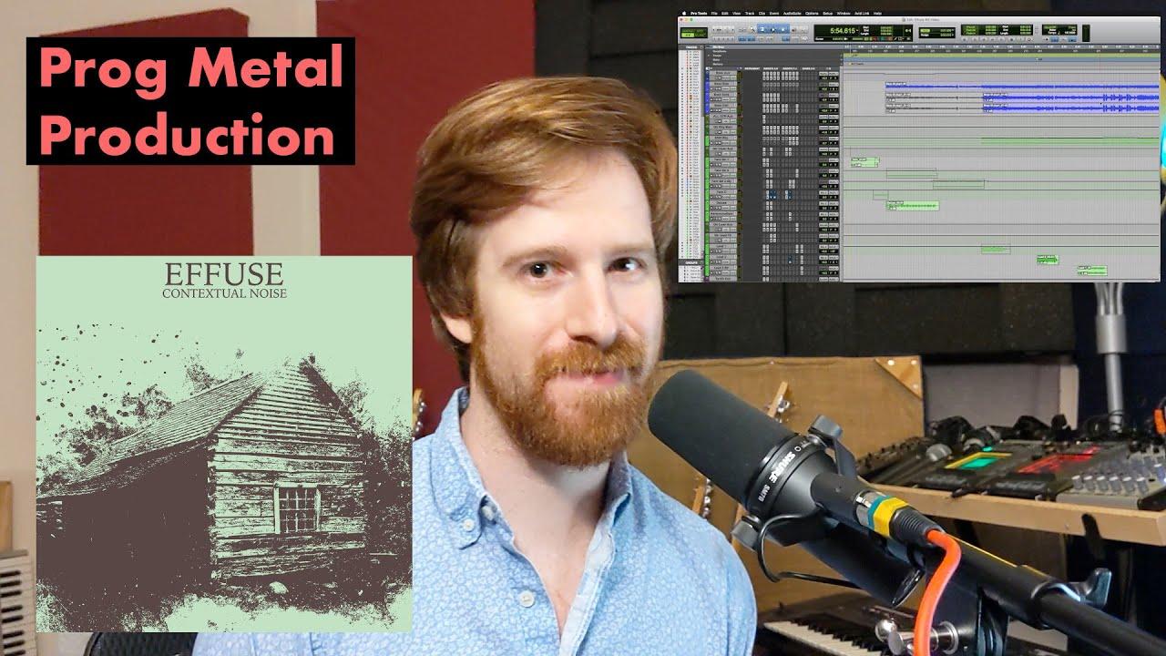 Video: Prog Metal Production Breakdown ( Effuse - Kill Castle)