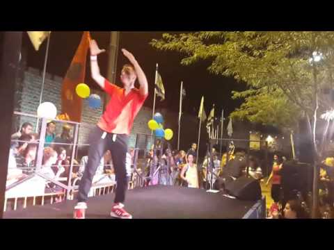 Zumba®fitness Marathon 2015 (Jerusalem) El Perdon