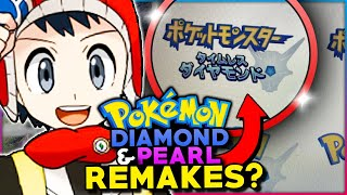 The latest pokemon rumor goes over next couple of potential games being diamond and pearl remakes coming out in 2021! not only that, apparently w...