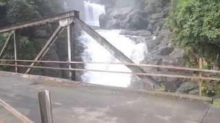 Bophill Water Falls Near Mawlynnong Meghalaya