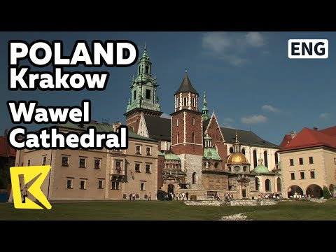 【K】Poland Travel-Krakow[폴란드 여행-크라쿠프]바벨대성당/Wawel Cathedral/Royal Castle/Katedra/Kaplica Zygmuntowska