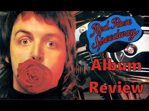 Paul McCartney Wings Red Rose Speedway Album Review