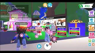 NEW ROBLOX UPDATE / ADOPT ME ROBLO! PRINCESS LUPITA 01