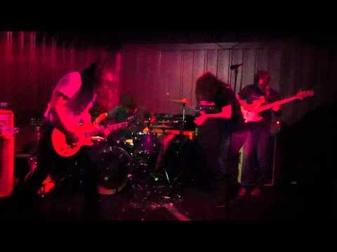 Ape Machine - Death Of The Captain - Live at Oak St. Speakeasy Eugene, OR