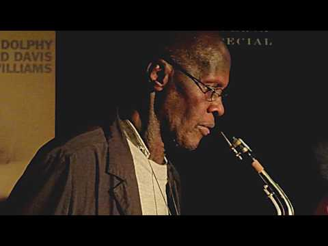 CHARLES GAYLE TRIO plays 'Improvisation 6' live at Jimmy Glass Jazz Bar 2016