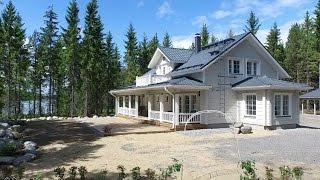 видео дом у озера финляндия