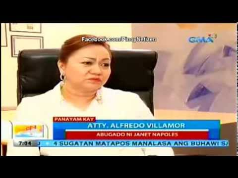 Arnold Clavio Rude Interview