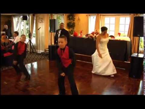 Surprise Family Wedding Dance