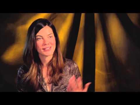 Justice League  War   Michelle Monaghan on Wonder Woman Clip 4